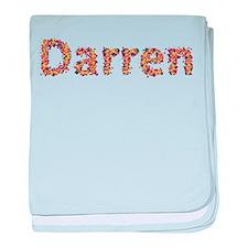 Darren Fiesta baby blanket