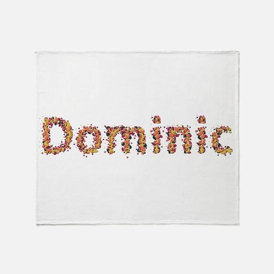 Dominic Fiesta Throw Blanket