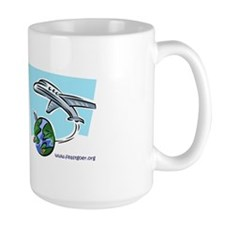 World Traveling Feastgoer Mug