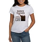 Dance teacher Tops