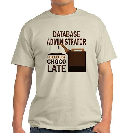 Database Administrator (Funny) Gift Light T-Shirt