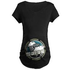 Too Cute to Eat Sheep T-Shirt
