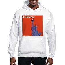 iPod Statue of Liberty Hoodie