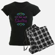 Love My Sheltie pajamas