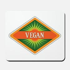 Vegan Colors Logo Mousepad