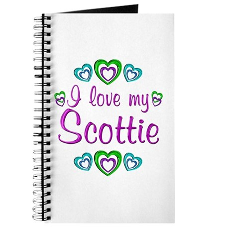 Love My Scottie Journal
