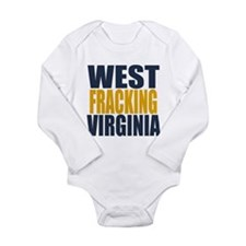 West Fracking Virginia Baby Outfits