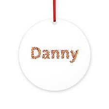 Danny Fiesta Round Ornament