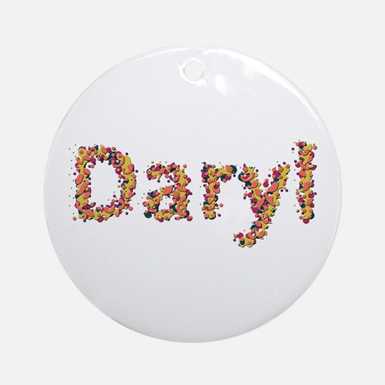 Daryl Fiesta Round Ornament