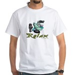 Dental Relax White T-Shirt