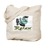 Dental Relax Tote Bag