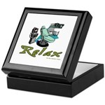 Dental Relax Keepsake Box