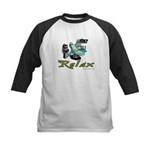 Dental Relax Kids Baseball Jersey