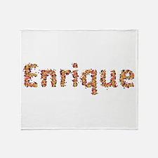 Enrique Fiesta Throw Blanket