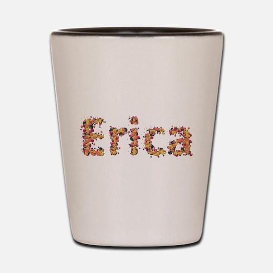 Erica Fiesta Shot Glass