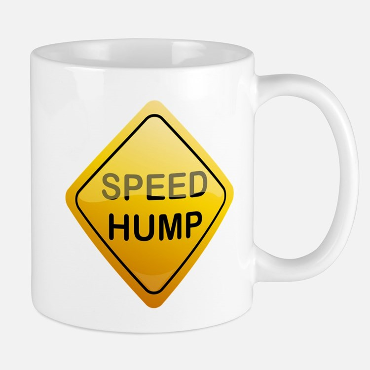 Speed Hump Mug