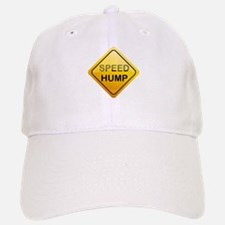 Speed Hump Baseball Baseball Cap