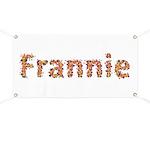 Frannie Fiesta Banner