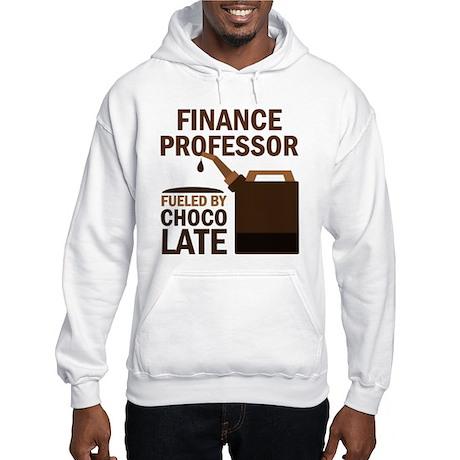 Finance Professor (Funny) Gift Hooded Sweatshirt