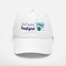 World Traveling Feastgoer Baseball Baseball Cap