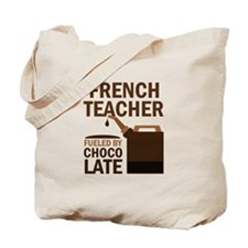 French Teacher (Funny) Gift Tote Bag