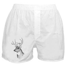 8 Point Buck Boxer Shorts