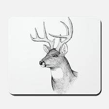 8 Point Buck Mousepad