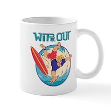 Wipe Out Surfer Mug