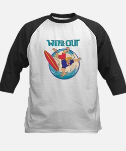 Wipe Out Surfer Tee