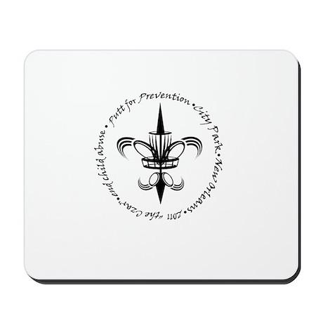 Disc New Orleans Mousepad