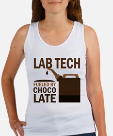 Lab Tech (Funny) Gift Women's Tank Top