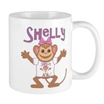Little Monkey Shelly Mug