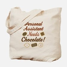 Personal Assistant Gift Funny Tote Bag