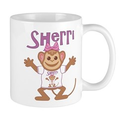 Little Monkey Sherri Mug