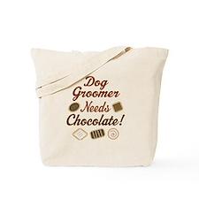 Dog Groomer Gift Funny Tote Bag