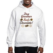 Dog Groomer Gift Funny Hoodie