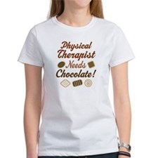 Physical Therapist Gift Funny Tee