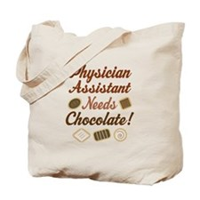 Physician Assistant Gift Funny Tote Bag