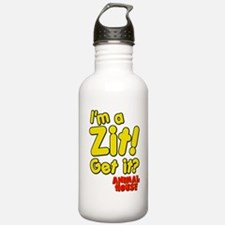 I'm A Zit! Get it? Animal House Water Bottle