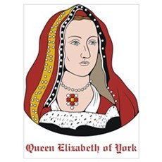 Elizabeth of York Framed Print