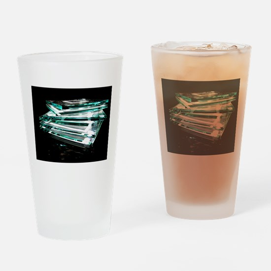 Unique House warming Drinking Glass