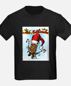Dancing Christmas Tiki T-Shirt