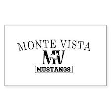 Monte Vista New Logo [Converted] Decal