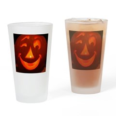 PUMPKIN FEST Drinking Glass