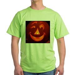 PUMPKIN FEST Green T-Shirt