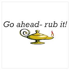 Rub It! Poster