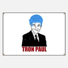 Tron Paul, Ron Paul Future Banner