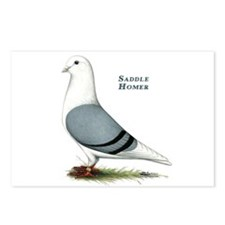 Blue Saddle Homer Postcards (Package of 8)