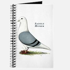 Blue Saddle Homer Journal