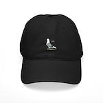Blue Saddle Homer Black Cap